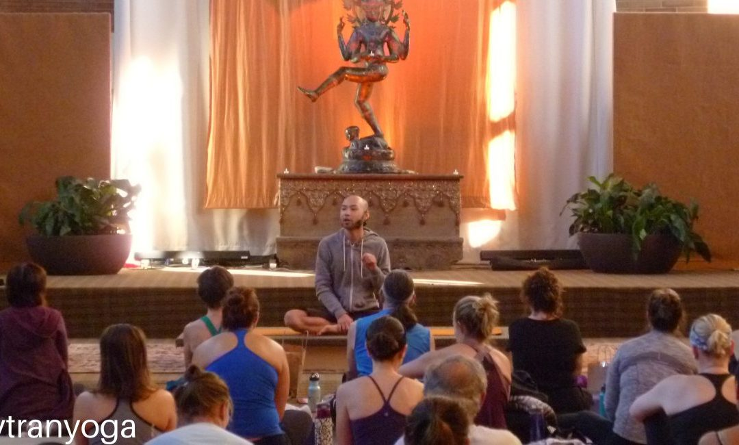 Is it Traditional Philosophy That Makes Yoga Yoga?