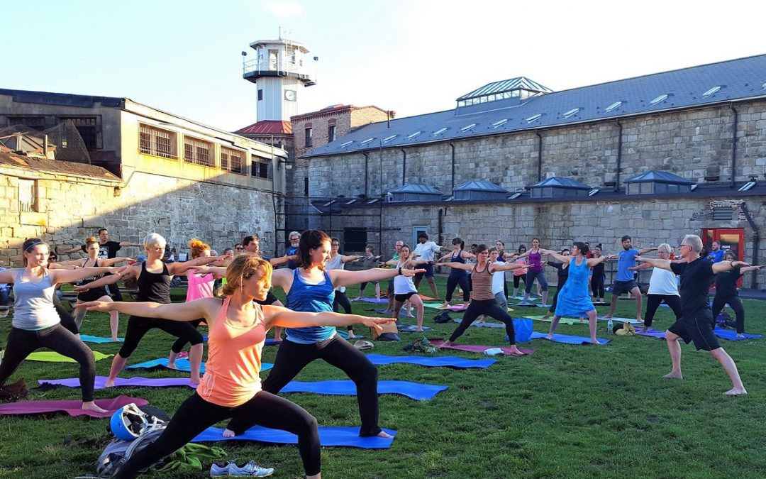 Transformation Yoga Project Reallocates Majority of Funding to Yoga Unify